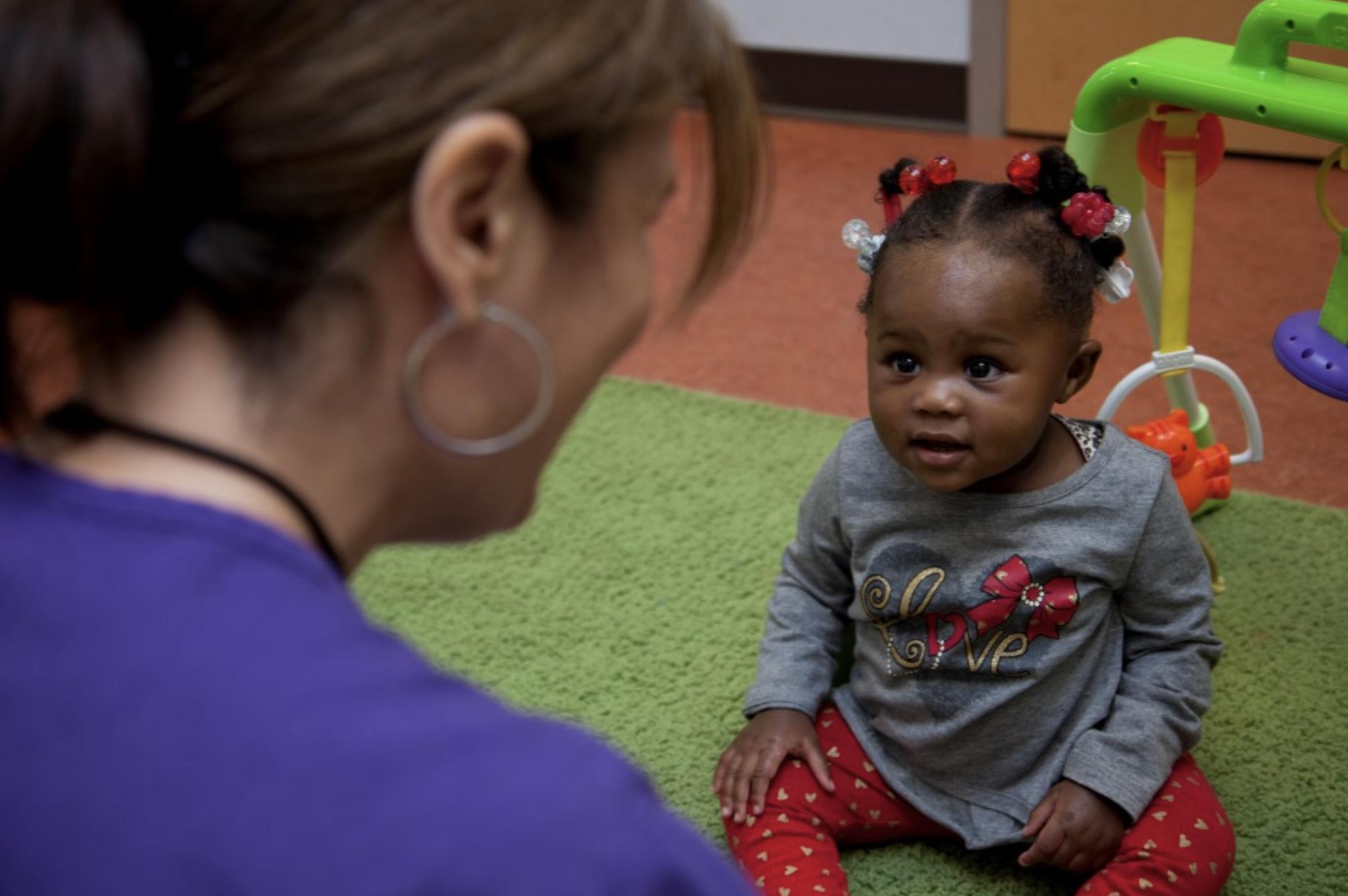 Thompson Child & Family Focus Charlotte NC Child Development Center